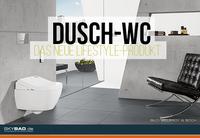 Dusch-WC - das neue Lifestyle Produkt