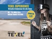 Berlin Travel Festival: Texel präsentiert virtuelle Erlebnistour für alle Sinne