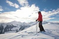 Skiurlaub im Alpbacherhof****s bedeutet Pistenspaß und Entspannung in Tirol
