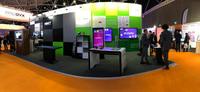 Interaktive Retail Touchscreen Lösungen auf der ISE 2019