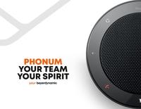 Der gute Ton moderner Besprechungen: beyerdynamic PHONUM jetzt verfügbar