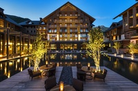 The Chedi Andermatt in der Schweiz gehört zu den 2019 Star Award Winners des Forbes Travel Guide