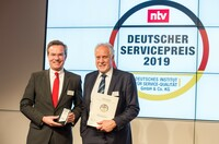 Serienpreisträger: Deutscher Servicepreis geht auch 2019 an S-Direkt