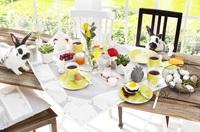 Frühstück mit dem Osterhasen bei erwinmueller.de