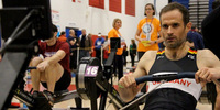 Matthias Schömann-Finck gewinnt Silber bei der Indoor-Rowing-Weltmeisterschaft