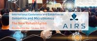 AIRS Konferenz Barcelona: Genomik und Mikrobiomik