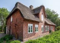 Reetdachhaus vor Sylt und Dänemark zu verkaufen