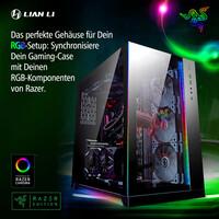 "NEUHEIT bei Caseking: Lian Li PC-O11 Dynamic ""Razer Edition"" ab sofort vorbestellbar!"