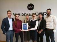 Weissenberg belegt 2. Platz beim BestPersAward in der Kategorie HR digital