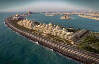 Emerald Palace Kempinski Dubai bei den CNT Awards