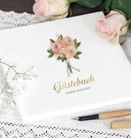 Silke Leffler illustriert Hochzeitspapeterie mit feiner Veredelung für den Grätz Verlag