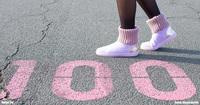 Schuhe aus recyceltem PET Material