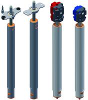 Kundenspezifische Synchronteleskopspindel für lineare Antriebslösungen