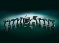 Kleine Bauweise, große Leistung: Die neue 12-Volt-Kompaktklasse von Metabo