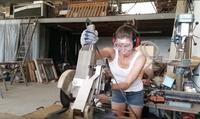 Im Online-Baumarkt ist immer Frauentag