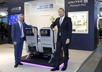 United Airlines präsentiert neue United® Premium Plus auf der ITB in Berlin