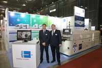 Trade show presence in Eastern Europe