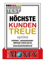 """eprimo genießt """"Höchste Kundentreue"""""""