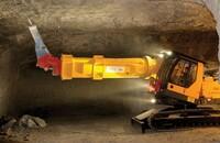 """""""Mining-Package"""" bietet optimalen Schutz für Fahrer und Maschine"""