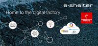 Hannover Messe: Sichere IoT-Anwendungen live bei e-shelter