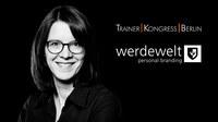 showimage werdewelt auf Trainer Kongress Berlin