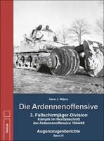 showimage Neu im Helios-Verlag: Doku - Hans J. Wijers: Die Ardennenoffensive Band IV
