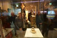 News vom Palmholzwrack: Texel präsentiert 400 Jahre alten Prunkbecher