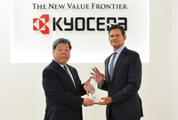 Clarivate Analytics würdigt Kyocera als einen der Derwent Top 100 Global Innovators