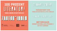 Leipzig liest: Indie-Literatur im Beyerhaus