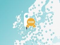 NewMotion erreicht wichtigen Meilenstein - Ladenetzwerk umfasst mehr als 100.000 Ladepunkte