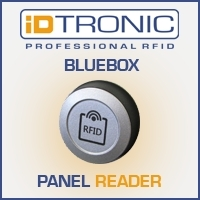 iDTRONICs BLUEBOX Serie: RFID Panel Reader