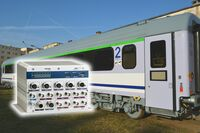 NetModule Router funken im polnischen Intercity