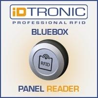 "iDTRONIC""s BLUEBOX Series: Panel Reader"