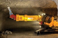 """Mining-Package"" offering optimal protection for operator and machine"