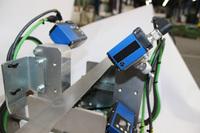 Präzises Monitoring der Bandkanten-Kontur in Echtzeit