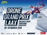 Drone Champions League Auftaktrennen 2019 Laax, Schweiz