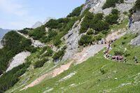 Stoabergmarsch - 24 Stunden Wandern in Tirol und Salzburg