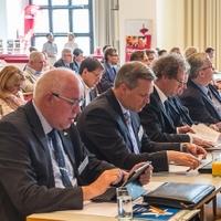 """""""Der Bürgermeistertag"""" im Superwahljahr"""