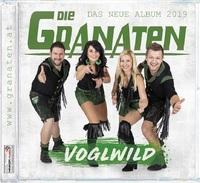 Voglwild - das neue Album der Granaten ist da