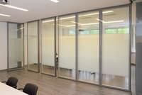 Silent Rose® - die diskrete Glas-Schiebewand