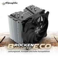 JETZT bei Caseking – Alpenföhn Brocken ECO Advanced CPU-Kühler: Bestens gekühlt und einfach installiert