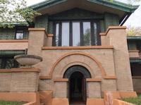 In Illinois architektonische Meisterwerke von Frank Lloyd Wright entdecken