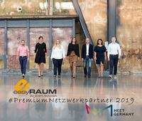 easyRAUM GmbH ist neuer Premium Netzwerkpartner 2019 von MEET GERMANY