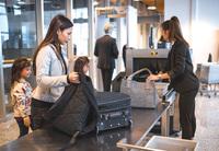 Regeln für Handgepäck beim Sicherheitscheck - Tipp der Woche der ERV