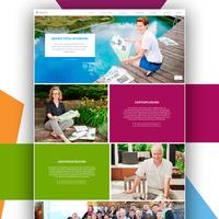 Maute - Besonders im Garten geht mit neugestalteter Webseite online