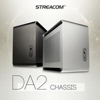 NEUHEIT bei Caseking - Streacom DA2: Ein Mini-ITX-Gehäuse mit einzigartiger Flexibilität