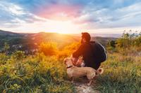 Frühlings-Wandern mit Hund 2019: Hundefreundliche Touren & Gastgeber
