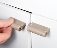 minimaro: Hochwertige Design-Ledergriffe zur individuellen Veredelung von Möbelfronten