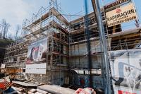 Halbzeit beim Neubau der neuen PSV-Zentrale