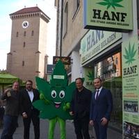 """""""Cannabis ist in der Mitte Münchens angelangt"""""""